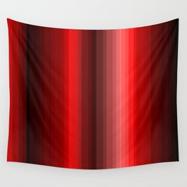 Red COlors Wall Tapestry