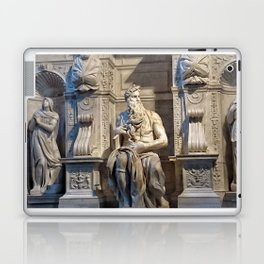 Moisés Laptop & iPad Skin