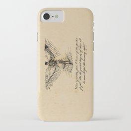 Oscar Wilde - Icarus iPhone Case