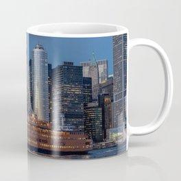 New York City at Night Coffee Mug