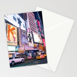 New York Neon Jungle Stationery Cards