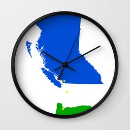 BioRegion  Wall Clock