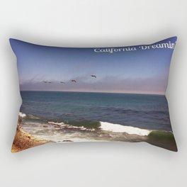 California Dreamin' Rectangular Pillow