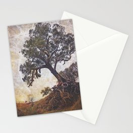 Olden Tree Stationery Cards