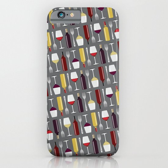 Food & Wine iPhone & iPod Case