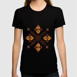 African Inspired (Diamonds and Eyes) T-shirt