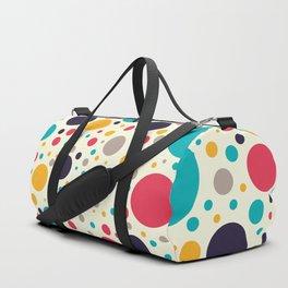 Color bubbles Duffle Bag