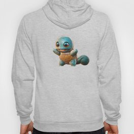 Realistic Squirtle Hoody