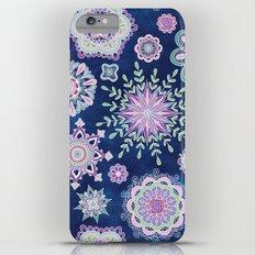 Folky SnowFlowers iPhone 6s Plus Slim Case