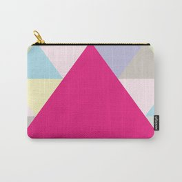 PASTLE GEOMETRIC Carry-All Pouch
