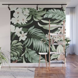 Jungle blush Wall Mural