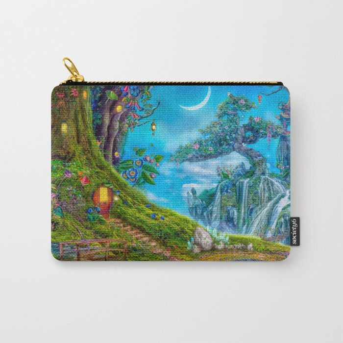 Day Moon Haven Carry-All Pouch