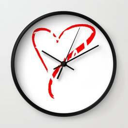 Best Ona Ever Love Heart Mother's Day T-Shirt Wall Clock
