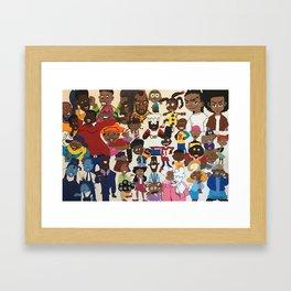 """""""Nostalgia"""" Framed Art Print"""