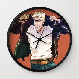 Jason Grace Wall Clock