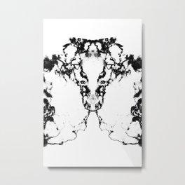 Cloud Vision 3 Metal Print