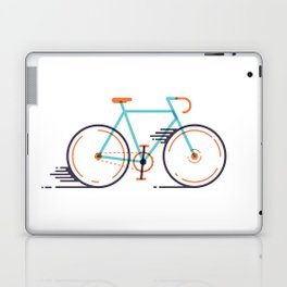 speed bike Laptop & iPad Skin