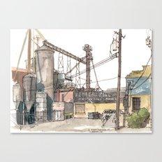 Jensen & Pilegard Canvas Print