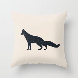 Fuchs - Fox Throw Pillow