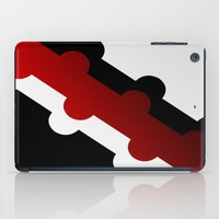 cafe racer iPad Cases featuring Racer by Chris Hardie
