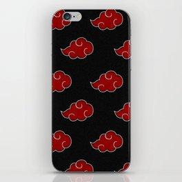 Akatsuki Clan Full iPhone Skin