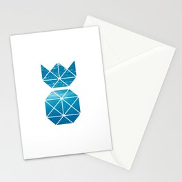 Underwater Pineapple #1 Stationery Cards