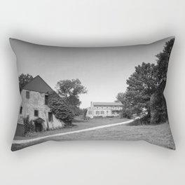 Mill Tract Farm, PA 1958 Rectangular Pillow