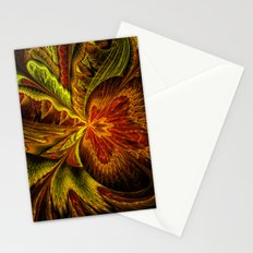 Autumn Orchid Stationery Cards