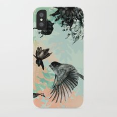 Bird Slim Case iPhone X