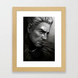 Dragon Age - Cullen Framed Art Print