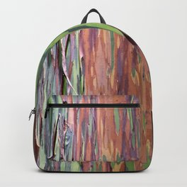 Rainbow Eucalyptus Tree Backpack