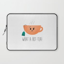 What A Hot-Tea Laptop Sleeve
