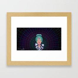Gaian Mind Framed Art Print