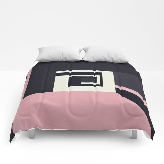 Abstract #89 Comforters