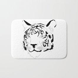 El Tigre (The Tiger) Bath Mat