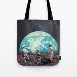 Don't Worry, the Kids will be Alright Tote Bag