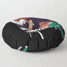 Skater God Floor Pillow