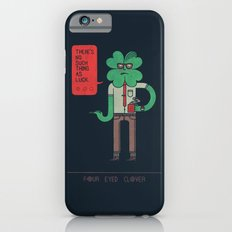 Four Eyed Clover iPhone 6s Slim Case