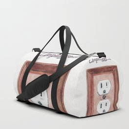 Unplugged Duffle Bag