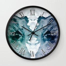 Test de Rorschach II Wall Clock
