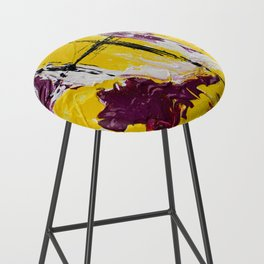 Mini Series [Rouge Yellow] Bar Stool