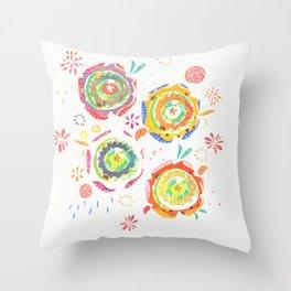 flowers_1 Throw Pillow