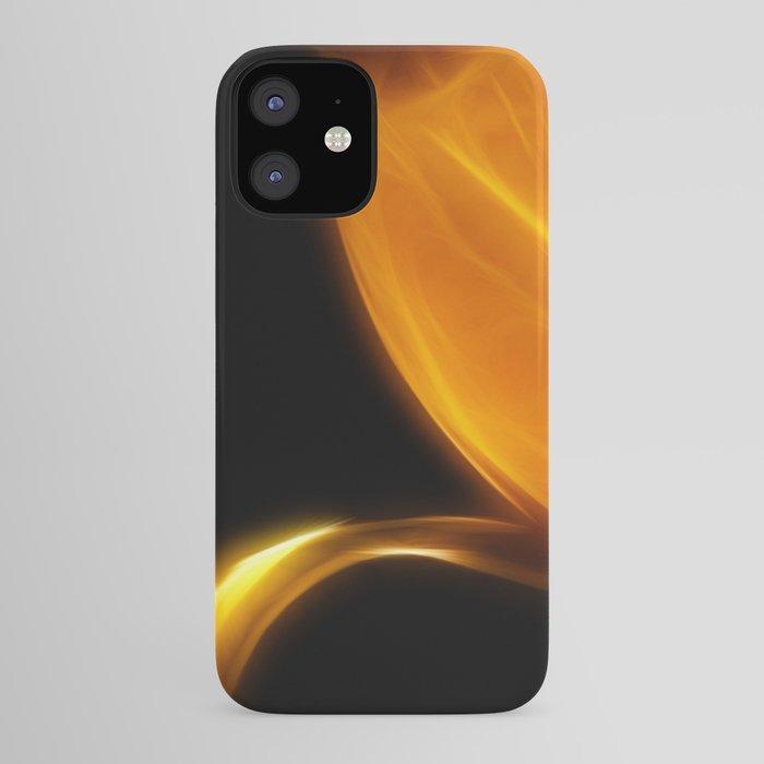 Fireblossom iPhone Case