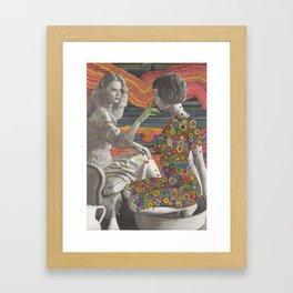 Healer Framed Art Print