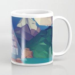 Generic Motivational Quotation Coffee Mug