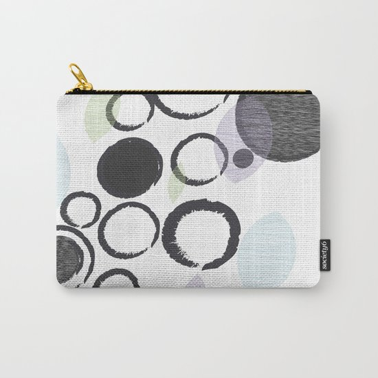 Bubbling Carry-All Pouch