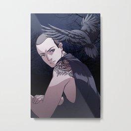 creature (Ronan Lynch) Metal Print
