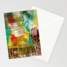 Lines and Texture Stationery Cards