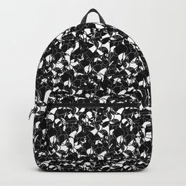 Black For The Night Backpack
