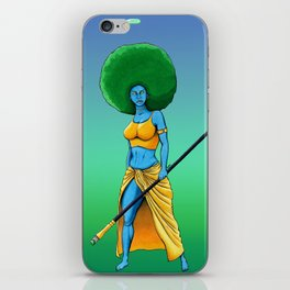 Art Is War (Her) iPhone Skin